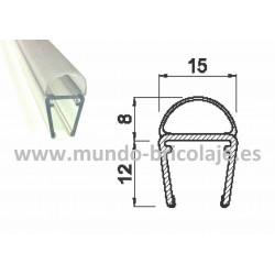 perfil de burbuja cristal 10