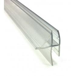 Goma vierteaguas Angle cristal 6-8 mm