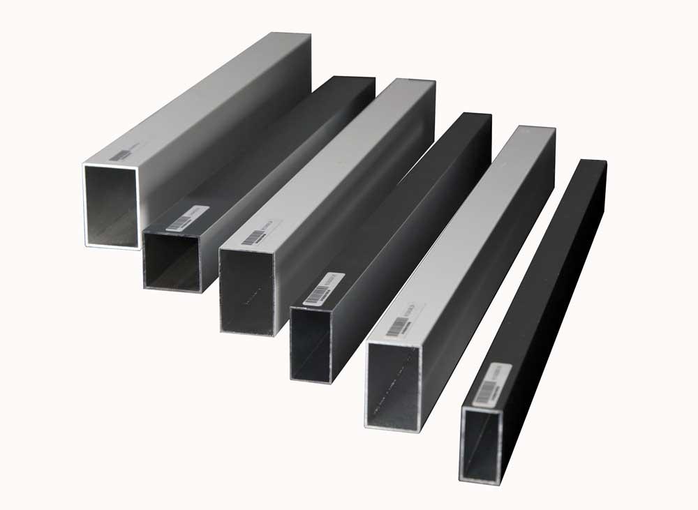 Caracter sticas y aleaciones de los perfiles de aluminio for Tipos de aluminio para ventanas