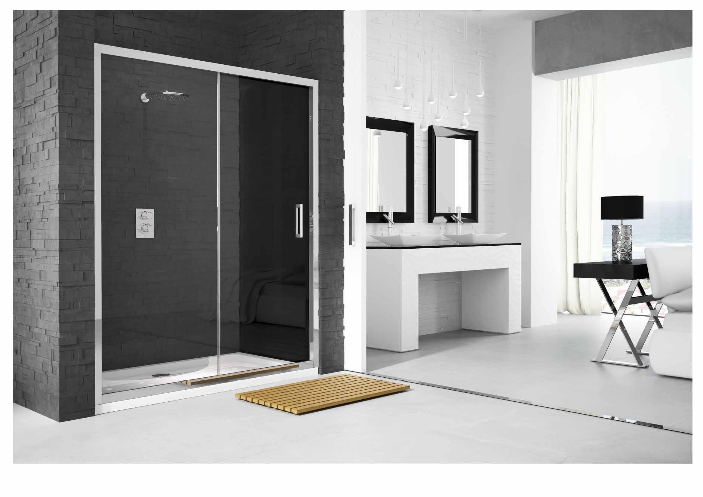 Diferentes tipos de mamparas para baño y ducha