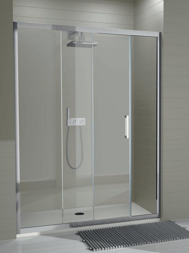 C mo mantener en buenas condiciones las mamparas de ba o - Mamparas de cristal para ducha ...