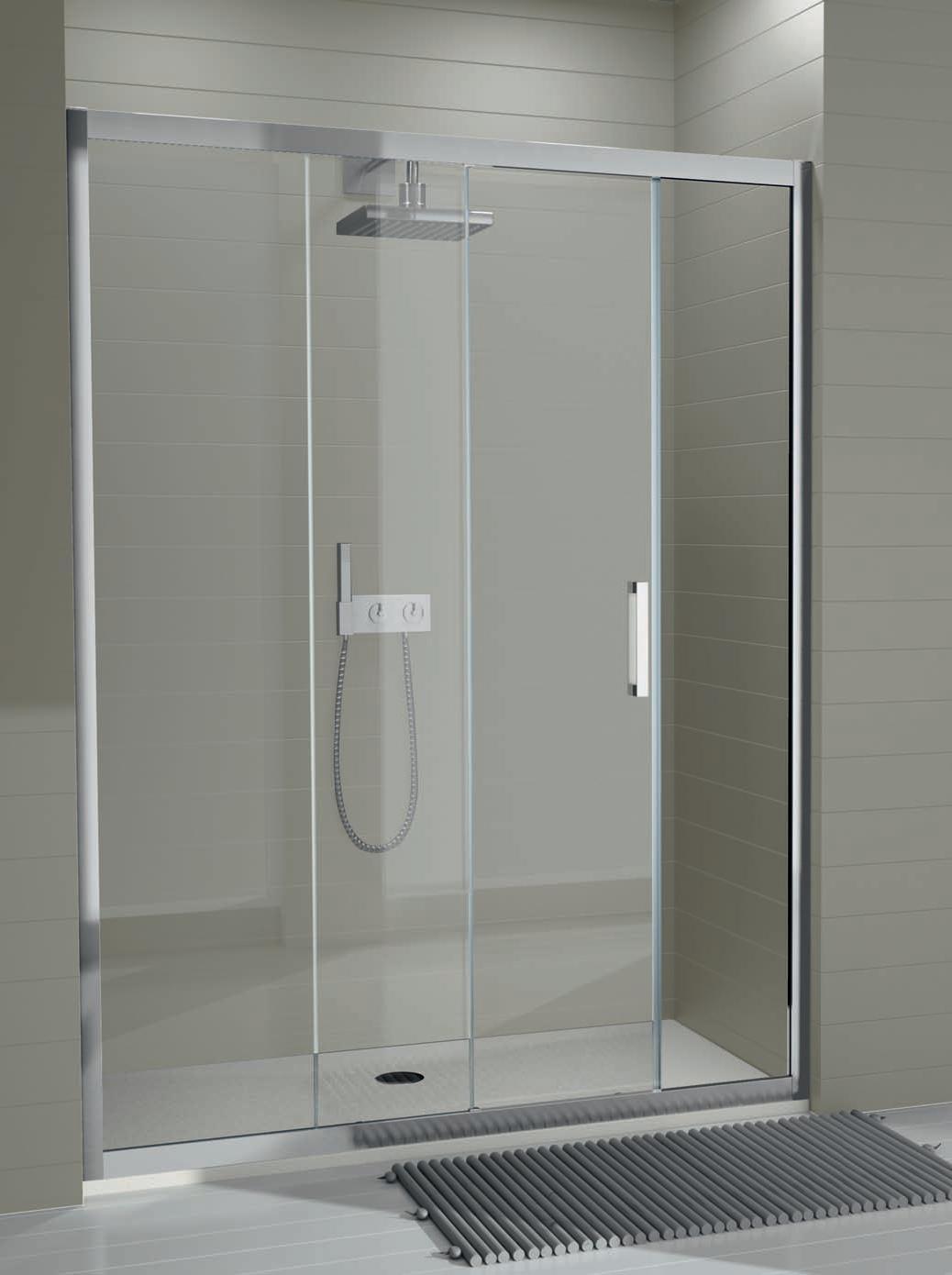 Mamparas Para Baño En Rosario:Cómo mantener en buenas condiciones las mamparas de baño