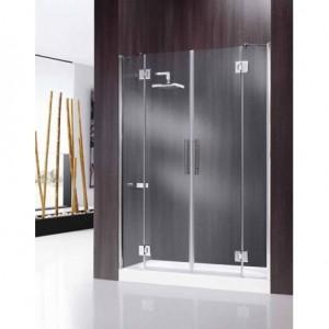 Mamparas de ducha tipos de aperturas for Mamparas banera baratas