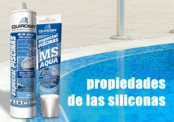 propiedades de la silicona