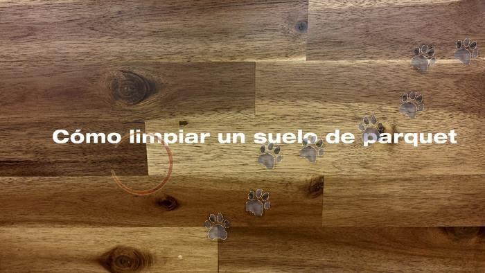 C mo quitar las manchas del parquet for Limpiar madera lacada
