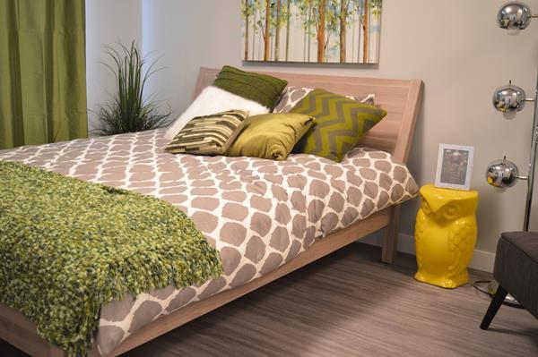 Cabeceros de camas originales - Cabeceros de cama con cojines ...