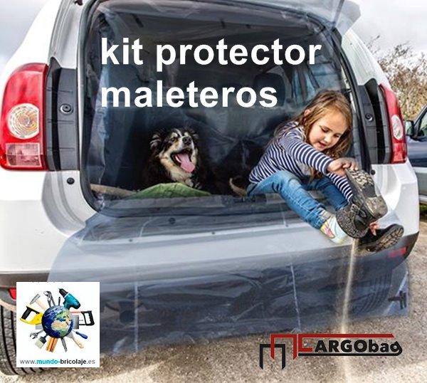 kit protector maleteros