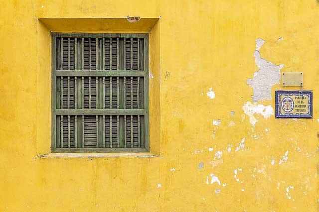 pintar ventanas