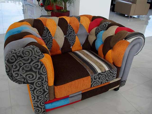 C mo tapizar muebles en casa f cilmente - Muebles para tapizar ...