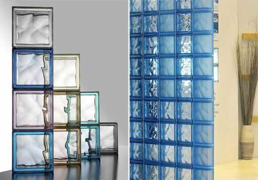 C mo poner bloques de vidrio - Bloques de cristal ...