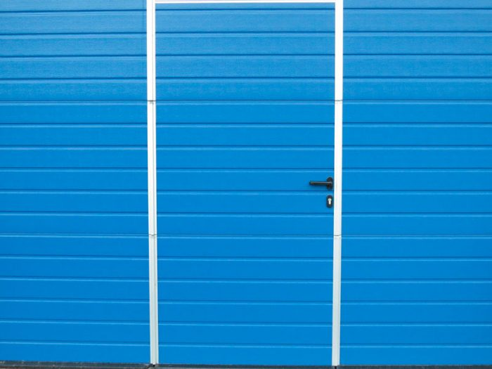 Consejos para pintar puertas met licas - Consejos para pintar ...