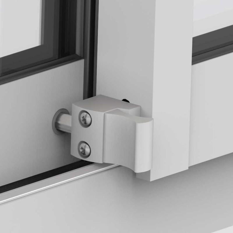 Las mejores soluciones para bloquear ventanas correderas