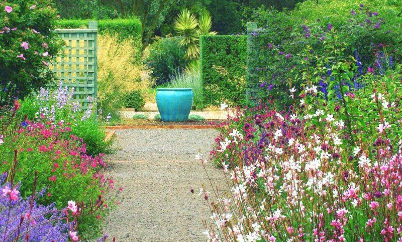 Cómo mejorar el jardín con bricolaje