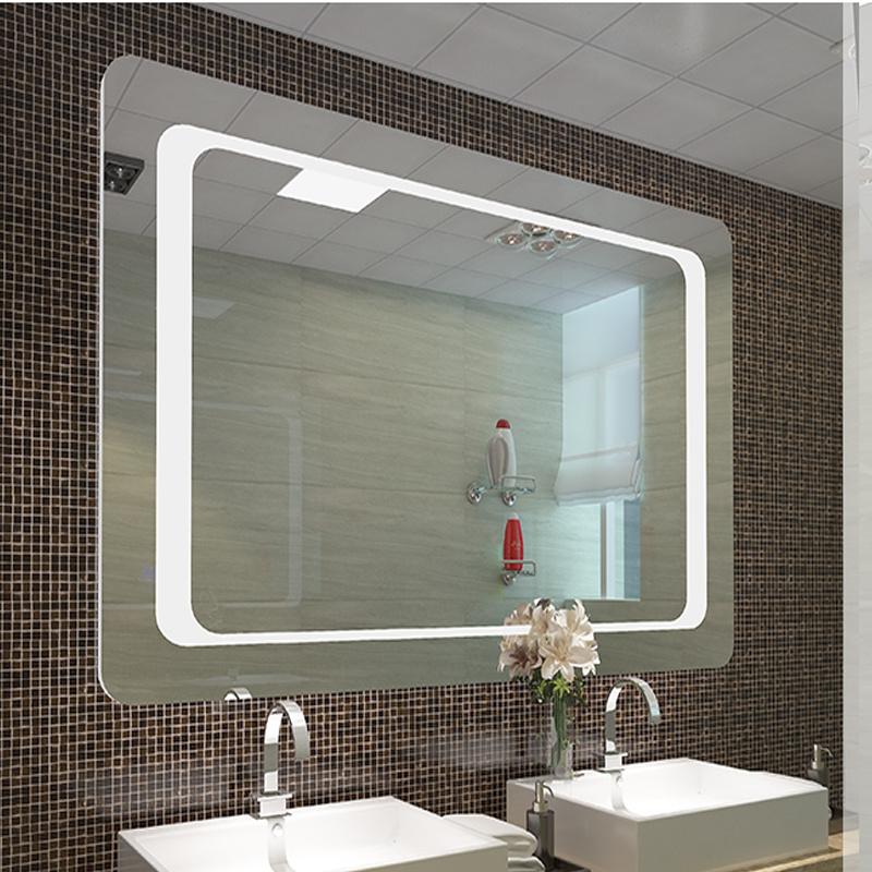 Espejos de baño de luz led