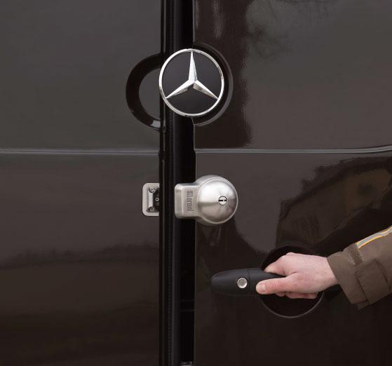 Las mejores cerraduras antirrobo para furgonetas